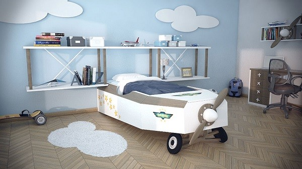 Consejos para la decoracion de dormitorios infantiles for Imagenes de camas infantiles