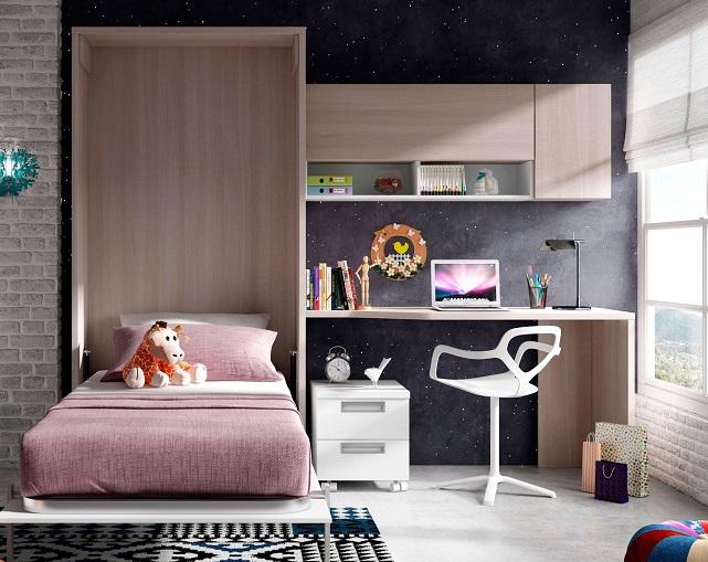5 tipos de camas originales para ni os impresionantes for Habitaciones originales para adultos