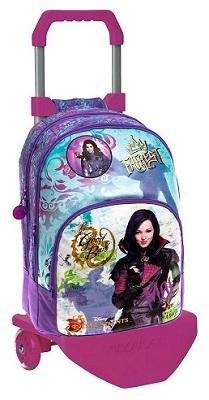 mochila escolar los descendientes