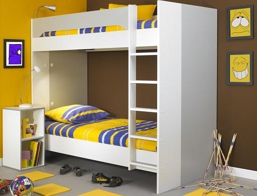 Como deben ser las literas infantiles seguras para ni os - Medidas camas infantiles ...