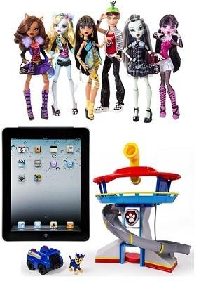juguetes infantiles mas vendidos desde el 2010