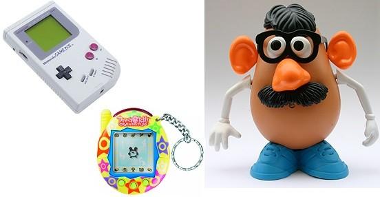 juguetes infantiles mas vendidos en la decada de los noventa 90