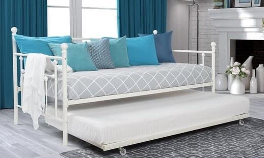 camas nido infantiles de forja