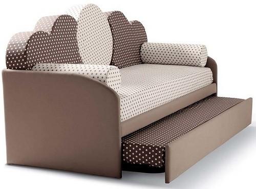 camas nidos infantiles con sofa