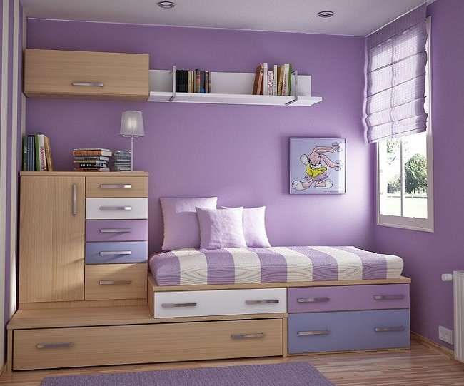 camas compactas juveniles modulares a medida
