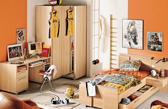poster para decorar una habitacion de chico joven