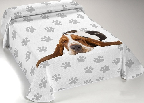 colcha estampada para cama infantil