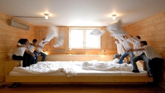 Medidas de camas individuales y de matrimonio