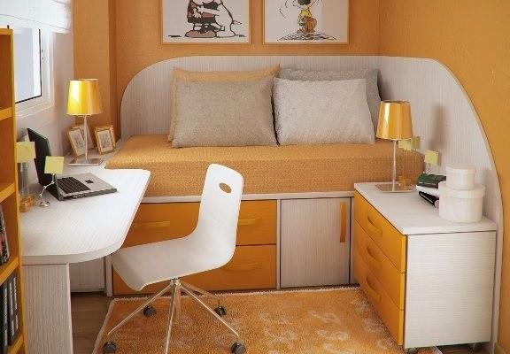 como decorar una habitacion peque a para ganar espacio