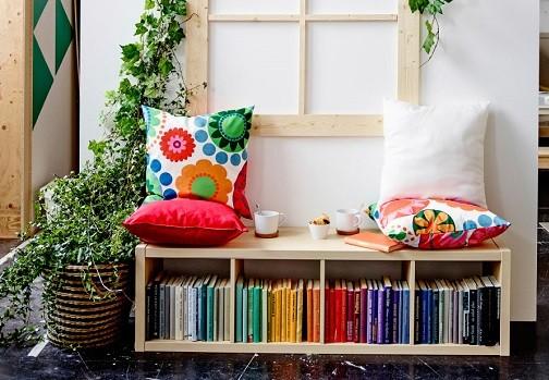 decorar con cojines los mueblesdecorar una cama con cojines juveniles