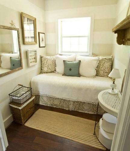 ganar espacio en dormitorios enanos