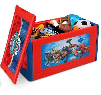 Como guardar juguetes de ni os en espacios peque os - Cajas para almacenar juguetes ...