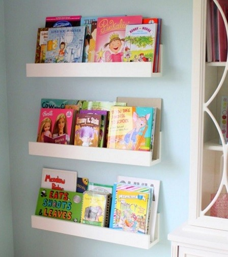 estanterias para guardar libros
