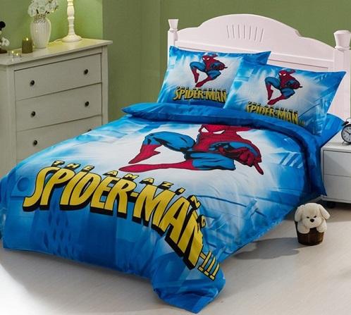 funda nordica disney spiderman superheroes