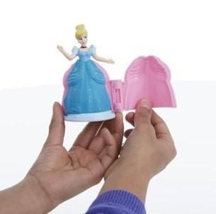 como usar la plastilina play-doh para vestir princesa palacio cristal