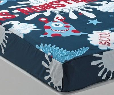 como quedan las esquinas de la cama con un sacolit