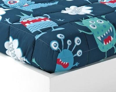 esquina edredones ajustables en cama