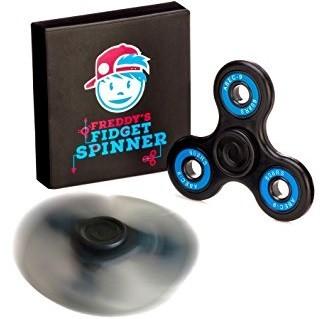 que es fidget spinner