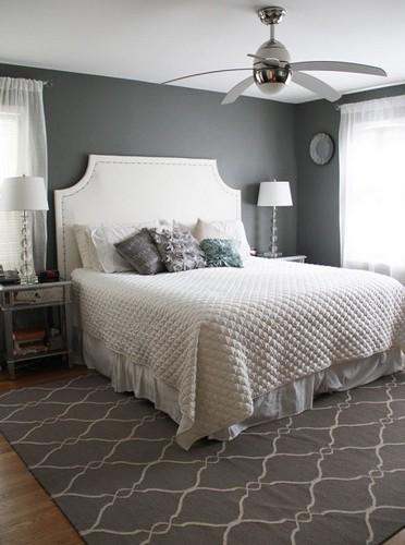 alfombra para dormitorio de matrimonio
