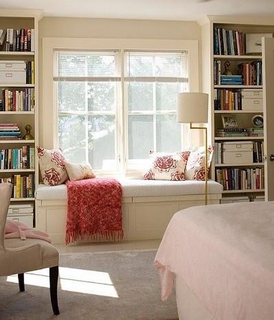 espacio para leer habitacion matrimonio