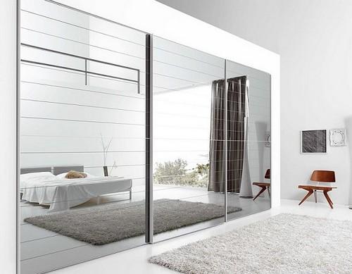 espejo armario habitacion doble