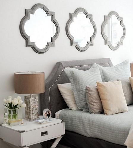 espejos decorativos dormitorios