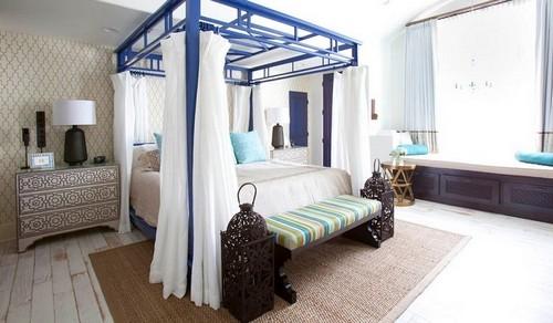 habitacion grande estilo mediterraneo