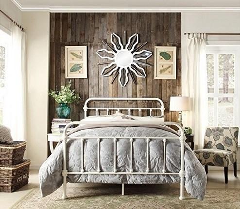 habitacion grande estilo vintage