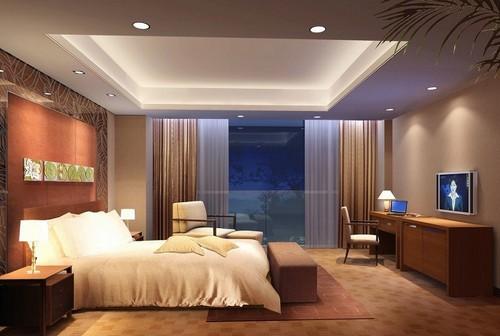 Ideas para decorar un dormitorio de matrimonio muy original for Dormitorio original