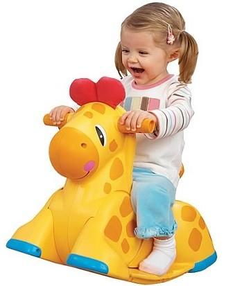 juguete caballito balancin para bebe