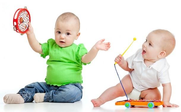juguetes musicales recomendados para bebes de 3 meses
