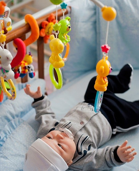 juguetes recomendados para recien nacidos