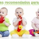 mejores juguetes para bebes recomendados