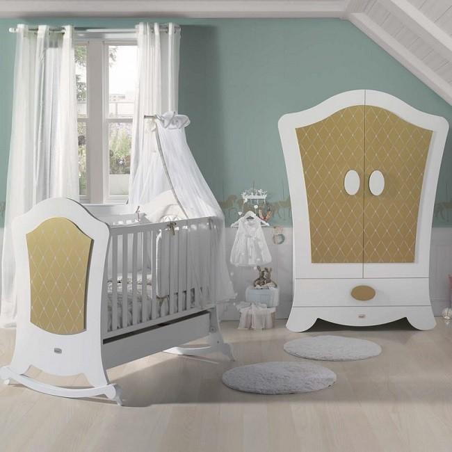 Como decorar la habitaci n de un beb reci n nacido for Como decorar un dormitorio de bebe