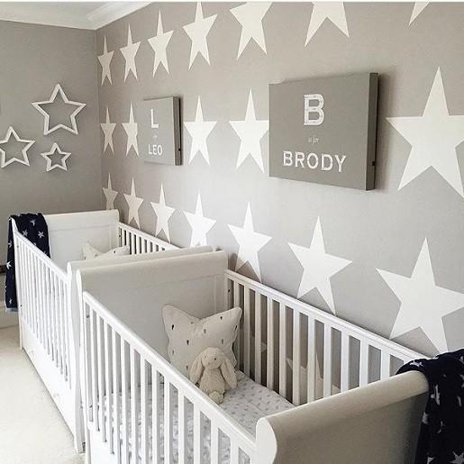 Como decorar la habitaci n de un beb reci n nacido - Decoracion habitacion del bebe ...