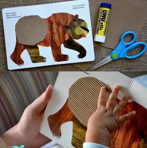 cuentos libros sensoriales para niños
