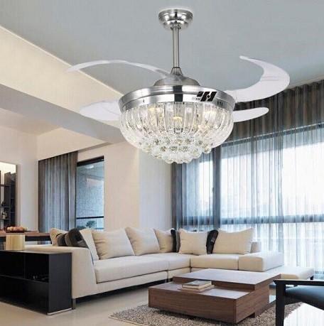 lamparas con ventilador