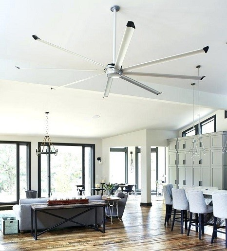 ventilador de techo como decoracion