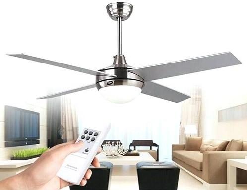 ventilador para techo con control remoto