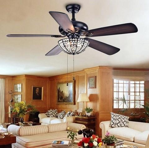 ventiladores de 5 paletas para techos