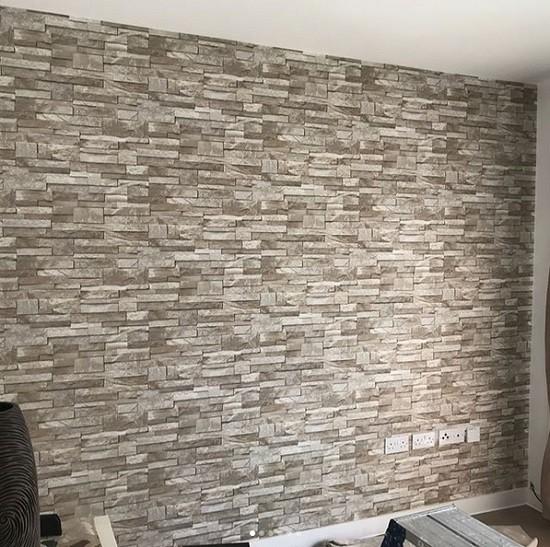 Como elegir el mejor papel pintado para paredes - Papel decorativo para paredes ...