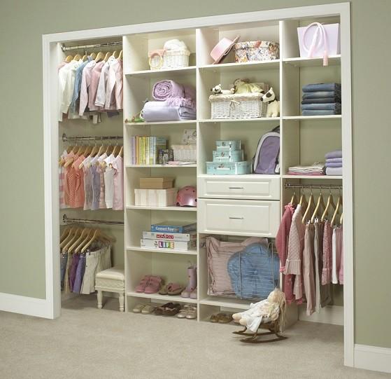 Como ordenar decorar y organizar armarios infantiles - Armarios infantiles originales ...