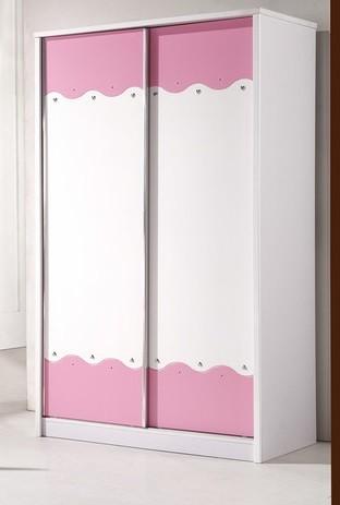 armario con puertas correderas para habitacion infantil