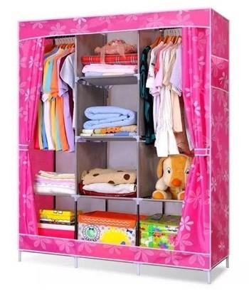 armario ropero infantil de tela