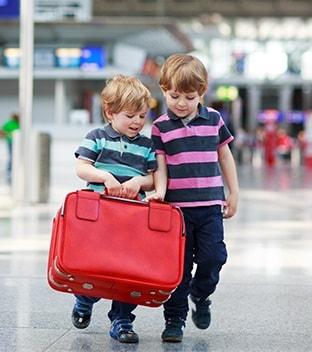 como elegir maleta infantil perfecta