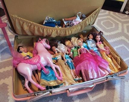 cosas no necesarias en equipaje infantil