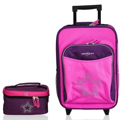 maleta blanda para niños
