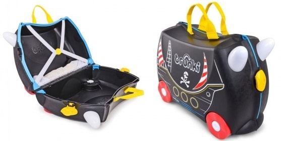marca trunki maletas correpasillos con ruedas