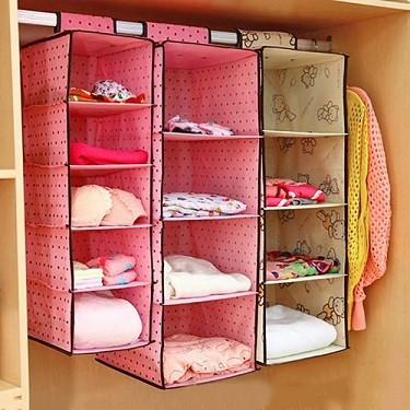 organizador de armario infantil
