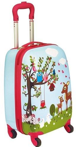 trolley infantil para viajar